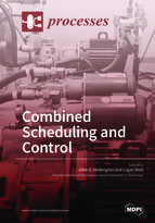 Special issue Combined Scheduling and Control book cover image