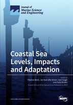 Special issue Coastal Sea Levels, Impacts and Adaptation book cover image