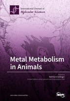 Special issue Metal Metabolism in Animals book cover image