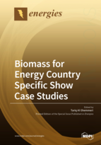 Special issue Biomass for Energy Country Specific Show Case Studies book cover image