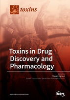Special issue Toxins in Drug Discovery and Pharmacology book cover image