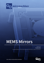 Special issue MEMS Mirrors book cover image