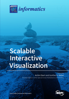 Special issue Scalable Interactive Visualization book cover image
