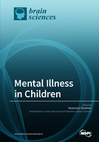 Special issue Mental Illness in Children book cover image