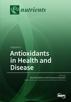 Special issue Antioxidants in Health and Disease book cover image
