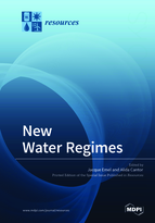 Special issue New Water Regimes book cover image