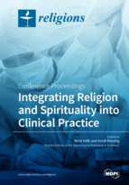 Special issue Integrating Religion and Spirituality into Clinical Practice book cover image
