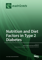 Special issue Nutrition and Diet Factors in Type 2 Diabetes book cover image