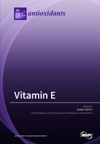 Special issue Vitamin E book cover image