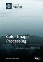 Special issue Color Image Processing book cover image