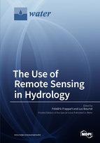 Special issue The Use of Remote Sensing in Hydrology book cover image