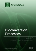 Special issue Bioconversion Processes book cover image