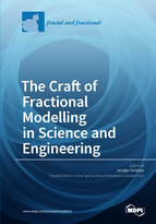Special issue The Craft of Fractional Modelling in Science and Engineering book cover image