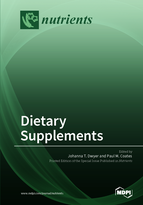 Special issue Dietary Supplements book cover image