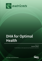 Special issue DHA for Optimal Health book cover image