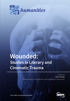 Special issue Wounded: Studies in Literary and Cinematic Trauma book cover image