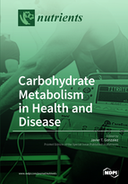 Special issue Carbohydrate Metabolism in Health and Disease book cover image