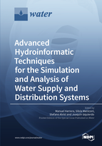 Special issue Advanced Hydroinformatic Techniques for the Simulation and Analysis of Water Supply and Distribution Systems book cover image