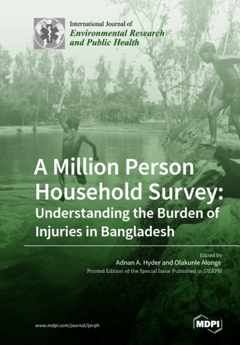 A Million Person Household Survey: Understanding the Burden of Injuries in Bangladesh