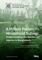 Special issue A Million Person Household Survey: Understanding the Burden of Injuries in Bangladesh book cover image