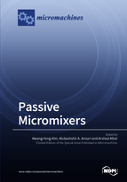 Special issue Passive Micromixers book cover image