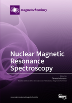 Special issue Nuclear Magnetic Resonance Spectroscopy book cover image