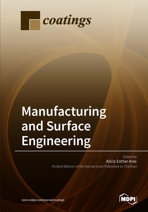 Manufacturing and Surface Engineering