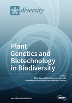 Special issue Plant Genetics and Biotechnology in Biodiversity book cover image