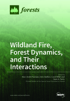 Special issue Wildland Fire, Forest Dynamics, and Their Interactions book cover image