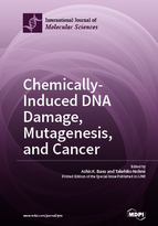 Special issue Chemically-Induced DNA Damage, Mutagenesis, and Cancer book cover image