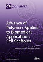 Special issue Advance of Polymers Applied to Biomedical Applications: Cell Scaffolds book cover image