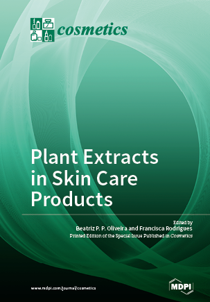 Plant Extracts in Skin Care Products