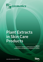 Special issue Plant Extracts in Skin Care Products book cover image
