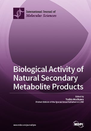 Biological Activity of Natural Secondary Metabolite Products
