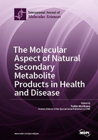 The Molecular Aspect of Natural Secondary Metabolite Products in Health and Disease