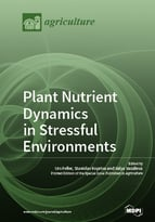 Special issue Plant Nutrient Dynamics in Stressful Environments book cover image