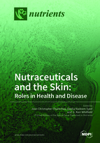 Special issue Nutraceuticals and the Skin: Roles in Health and Disease book cover image