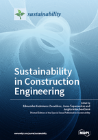 Special issue Sustainability in Construction Engineering book cover image