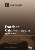 Special issue Fractional Calculus: Theory and Applications book cover image
