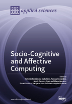 Special issue Socio-Cognitive and Affective Computing book cover image