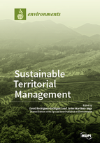 Special issue Sustainable Territorial Management book cover image