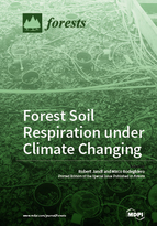 Special issue Forest Soil Respiration under Climate Changing book cover image