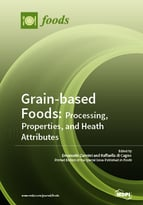 Special issue Grain-based Foods: Processing, Properties, and Heath Attributes book cover image