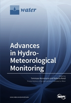 Special issue Advances in Hydro-Meteorological Monitoring book cover image