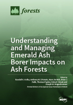 Special issue Understanding and Managing Emerald Ash Borer Impacts on Ash Forests book cover image