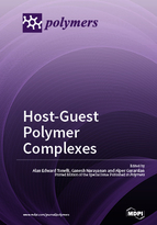 Special issue Host-Guest Polymer Complexes book cover image