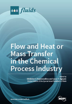Resultado de imagen de Flow and Heat or Mass Transfer in the Chemical Process Industry