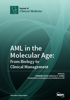 Special issue AML in the Molecular Age: From Biology to Clinical Management book cover image