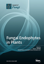 Special issue Fungal Endophytes in Plants book cover image