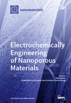 Special issue Electrochemically Engineering of Nanoporous Materials book cover image